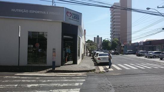 LOCAL ONDE FUNCIONOU O BAR PORTA ABERTA Av. Rio Branco