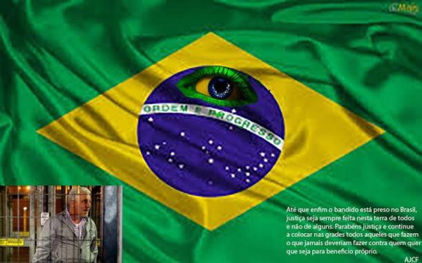 MONTAGEM - JUSTIÇA BRASILEIRA